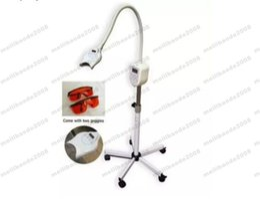 Floor Price Mobile Led blanchiment des dents Lampe de blanchiment MD669 Avec 6 LEDs de haute puissance MYY