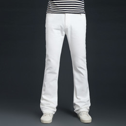 Discount White Bootcut Jeans | 2017 White Denim Bootcut Jeans on ...