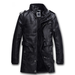 Mens Fleece Lined Leather Jacket Online | Mens Fleece Lined ...