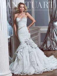 Sweetheart Neckline Taffeta Lace Wedding Online | Sweetheart ...