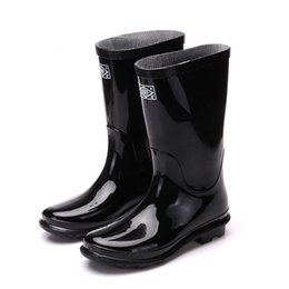 Discount Mens Black Rain Boots | 2017 Mens Black Rain Boots on ...