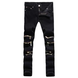 Discount Mens Black Punk Skinny Jeans | 2017 Mens Black Punk ...