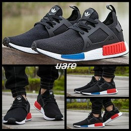 adidas NMD Xr1 PK Boost Triple Black Primeknit Ba7214 Authentic 13