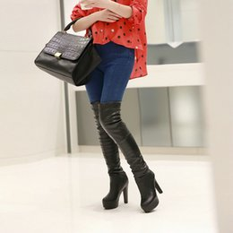 Discount Knee High Boots Size 12 | 2017 Size 12 Knee High Flat