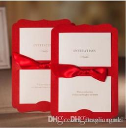 discount elegant red white wedding invitations   2017 elegant red, Wedding invitations
