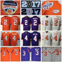 clemson tigers 2 sammy watkins white limited 2016 college football rh rfidbusinesscards com