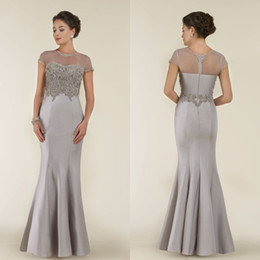Discount Grey Cocktail Dresses | 2017 Silver Grey Cocktail Dresses ...