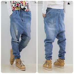 Discount Crotch Ripped Jeans | 2017 Crotch Ripped Jeans on Sale at ...