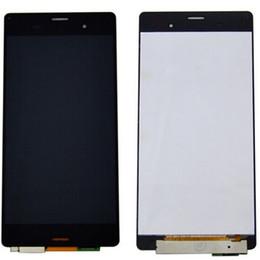 Idéal pour Sony Z Z1 mini Z2 Z3 mini Z4 M4 L39h C6902 C6903 C6943 D6502 D6503 D6543 D6603 Écran LCD avec écran tactile Numériseur