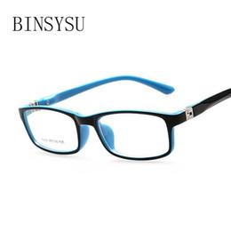 wholesale fashion optical glasses frame for children boy girls kids myopia eyeglasses frames no degree lenses unisex frame 8804