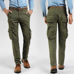 khaki uniform pants for men - Pi Pants