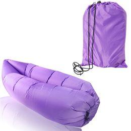 Colchón inflable del salón de aire del salón del aire Laybag KAISR Sofá de la playa solamente 10 segundos Abertura abierta rápida bolso