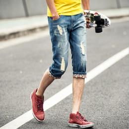 Discount Plus Size Capri Jeans | 2017 Plus Size Capri Jeans on ...