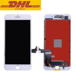Pour Iphone 7 Plus Original Screen Replacement 5.5inch Touch Screen Digitizer Display Assembly Avec 3D Touch DHL Freeshipping