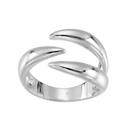 kivn fashion jewelry simple elegant smooth plain rings for women simple elegant wedding rings promotion - Elegant Wedding Rings