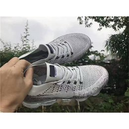 Vapormax Flyknit Pale Grey (New) PUSHAS