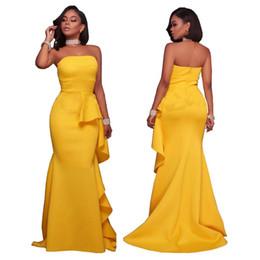 Discount Strapless Sun Dresses  2017 Strapless Sun Dresses on ...