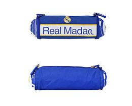Wholesale Tout le Real MAD Football Football Folding sac de sport Équipement extérieur Outdoor Sports sac à bandoulière pour Real Madrid joueurs Stuff Sack