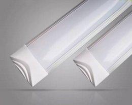 Led de la lámpara de la purificación 2016 CE SMD 2835 impermeabilizan la luz Tri-proof 18W 36W del ip65 LED 4ft 5ft para Indoo LLFA