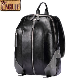 Discount Leather Backpack Computer Bag | 2017 Leather Backpack ...