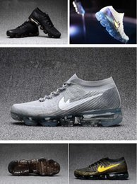 2017 shoes run air max New Arrival VaporMax Men's Shoe Running Shoes Top Quality Fashion Airs Casual Vapor Maxes Athletic Sport Shoes Sneakers Size 40-45 cheap shoes run air max