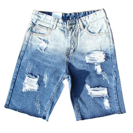 Distressed Jean Shorts Men Suppliers | Best Distressed Jean Shorts ...