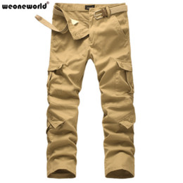 Discount Mens Long Cargo Pants | 2017 Mens Long Cargo Pants on ...