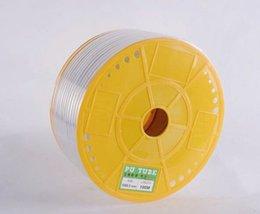 Wholesale 8mm mm tubo de poliuretano claro PU tubo de compresión de aire tubo neumático de plástico m