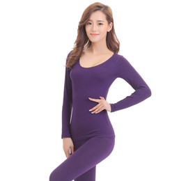 Discount Ladies Cotton Thermal Underwear | 2017 Ladies Cotton ...