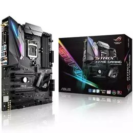 ASUS ROG STRIX Z270E GAMING Carte mère Raptor Player Country ROG Series Support I7 7700K DDR4 memory