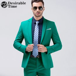 Discount Slim Fitting Suits Green | 2017 Slim Fitting Suits Green