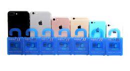 R SIM 11 RSIM11 r sim11 rsim 11 carte de déverrouillage pour iPhone 5 6 7 6plus iOS7 / 8/9 / ios 10 ios10CDMA GSM / WCDMA SB AU SPRINT 3G 4G DHL Gratuit