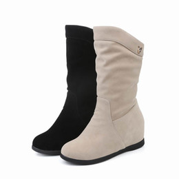 Discount Womens Wedge Snow Boots | 2017 Womens Snow Boots Wedge ...