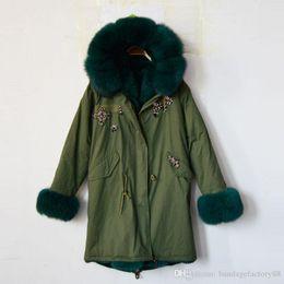 Dark Green Wool Coat Online | Dark Green Wool Coat for Sale