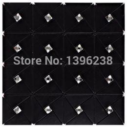 Aluminium Plastic Panel Metal Mosaic Tile Puzzle Mirror Tv Backsplash Wall Decor Europe Style Gold Glass Mosaic Tile Lslcb04