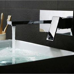 discount bathroom faucets two handle waterfall   two handle, Bathroom decor
