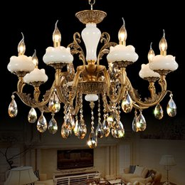 Elegant Chandeliers Dining Room. Elegant Chandeliers Dining Room Copper  Crystal Jade High Noble American European