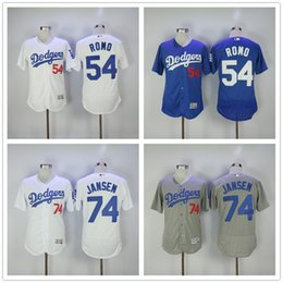 56550a3e3 ... world series patch majestic flex mens mlb jersey majestic los cf27c  e9cdf  wholesale men los angeles dodgers jerseys 54 sergio romo 74 kenley  jansen ...