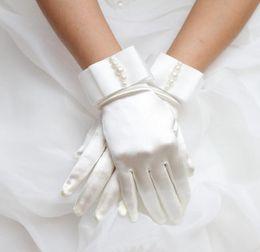 Discount Wholesale Women White Dress Gloves - 2017 Wholesale Women ...