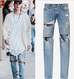 Discount Bootcut Destroyed Jeans | 2017 Bootcut Destroyed Jeans on