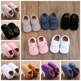 Discount Baby Booties Crib Shoes | 2017 Baby Booties Crib Shoes on ...