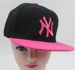 Нью-Йорк бейсболки Snapbacks Шляпы Регулируемая Cap Популярные Hiphop Hat Мужчины / Женщины Бал Caps Рождественские подарки Snapback крышка спорта Фабрика Цена