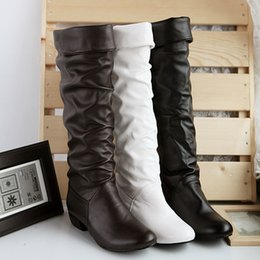 Discount High Sole Motorcycle Boots | 2017 High Sole Motorcycle ...