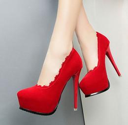 Discount Black Pink Red Heels | 2017 Black Pink Red Heels on Sale ...