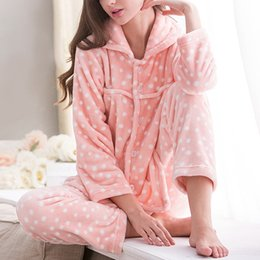 Discount Warm Flannel Pajamas Women | 2017 Warm Flannel Pajamas ...