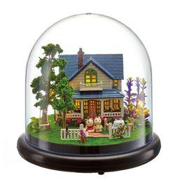 Build model houses kits
