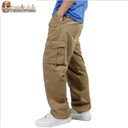 Discount Size 44 Cargo Pants | 2017 Cargo Pants For Men Size 44 on ...