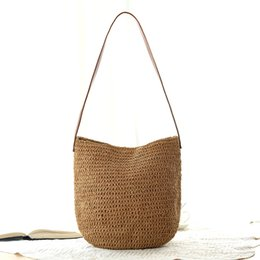 Plain Woven Beach Bags Online | Plain Woven Beach Bags for Sale