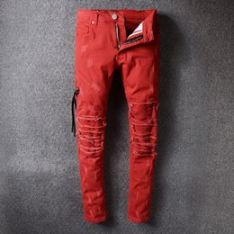Discount Red Star Jeans | 2017 Red Star Jeans on Sale at DHgate.com