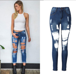 Discount Ripped Up Jeans For Women | 2017 Ripped Up Jeans For ...